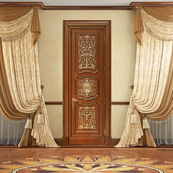 Wooden entrance doors entrance door solid wood doors for Interni di case classiche