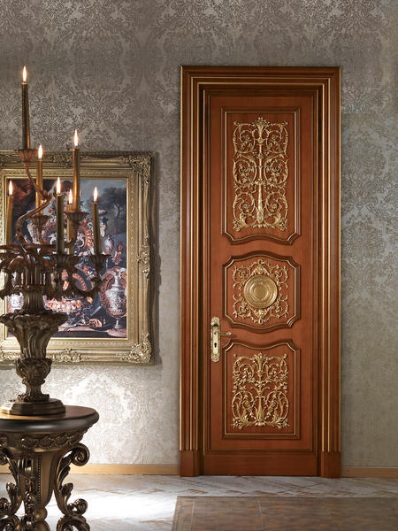portone legno 16 & Wooden entrance doors - entrance door - solid wood doors - interior ...
